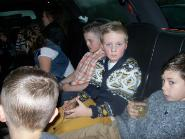Kids party limo hire north east, Partybus hire, limo hire Middlesbrough, karaoke party bus